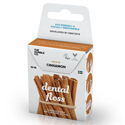 The Humble Dental Floss (Cinnamon) 50m