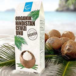 The LifeCo Organic Coconut Flour 350g