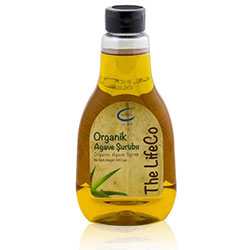 The LifeCo Organic Agave Syrup (Natural Sweeteners) 330g