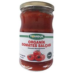 Tombul Organic Tomato Paste 660g