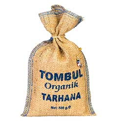 Tombul Organic Tarhana (For Baby & Child, 7 Month+, Bag) (Soup with Tomato and Yoghurt) 500g