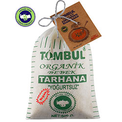 Tombul Organic Tarhana For Baby (Lactose Free) 500g