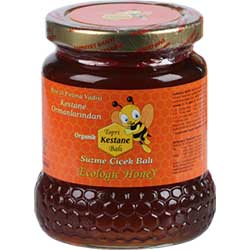 Topri Ayder Organic Chestnut Flower Honey 500g