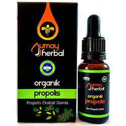 Umay Herbal Organic Propolis Drops 20ml