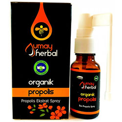 Umay Herbal Organic Propolis Spray 20ml