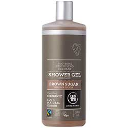 Urtekram Organic Shower Gel (Brown Sugar) 500ml
