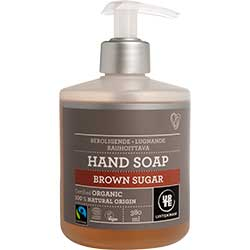 Urtekram Organic Liquid Soap (Brown Sugar) 380ml