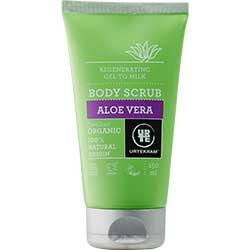 Urtekram Organic Body Scrub (Aloe Vera) 150g
