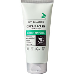 Urtekram Organic Cream Wash (Green Matcha) 180ml