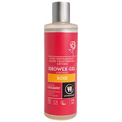 Urtekram Organic Shower Gel (Rose) 250ml