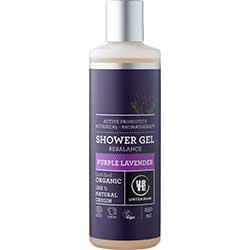 Urtekram Organic Shower Gel (Purple Lavender) 250ml