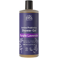 Urtekram Organic Shower Gel (Purple Lavender) 500ml