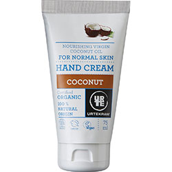 Urtekram Organic Hand Cream (Coconut) 75ml