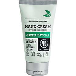 Urtekram Organic Hand Cream (Green Matcha) 75ml