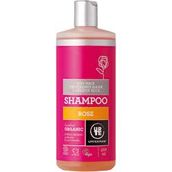 Urtekram Organic Shampoo (Rose, Dry Hair) 500ml