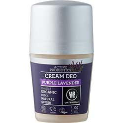 Urtekram Organic Cream Deo (Purple Lavender) 50ml