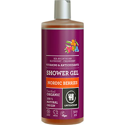 Urtekram Organic Shower Gel (Nordic Berries) 500ml