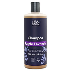 Urtekram Organic Shampoo (Purple Lavender, Normal Hair) 500ml