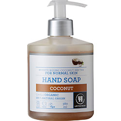 Urtekram Organic Liquid Soap (Coconut) 380ml