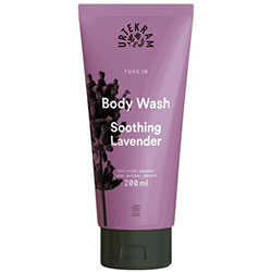 Urtekram Organic Tune-In Body Wash (Soothnig Lavender) 200ml