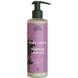 Urtekram Organic Tune In Body Lotion (Soothing Lavender) 245ml