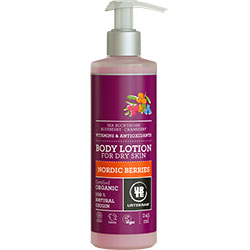 Urtekram Organic Body Lotion (Nordic Berries) 245ml