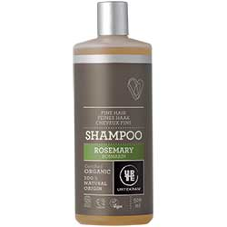 Urtekram Organic Shampoo (Rosemary, Fine Hair) 500ml