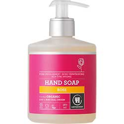 Urtekram Organic Liquid Soap (Rose) 380ml
