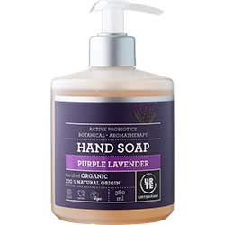 Urtekram Organic Liquid Soap (Purple Lavender) 380ml