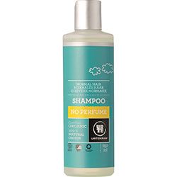 Urtekram Organic Shampoo (No Perfume, Normal Hair) 250ml