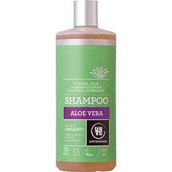 Urtekram Organic Shampoo (Aloe Vera, Normal Hair) 500ml