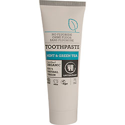 Urtekram Organic Toothpaste (Mint & Green Tea) 75ml