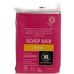 Urtekram Organic Soap (Rose) 100g