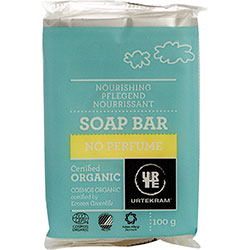 Urtekram Organic Soap (No Perfume) 100g