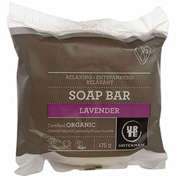 Urtekram Organic Soap (Purple Lavender) 175g