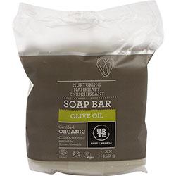 Urtekram Organic Soap (Olive Oil) 3x150g