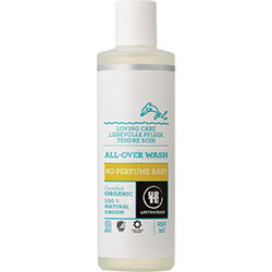 Urtekram Organic Shampoo For Baby (No Perfume) 250ml