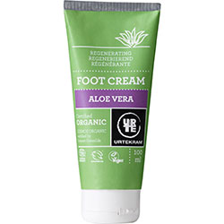 Urtekram Organic Foot Cream (Aloe Vera) 100ml