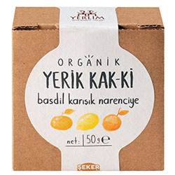 Yerlim Organic KAK-Kİ Dried Mix Citrus Roll-up 50g