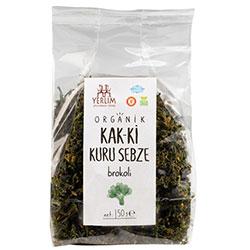 Yerlim Organic Dried Broccoli 50g