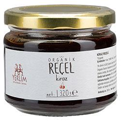 Yerlim Organic Cherry Jam 320g