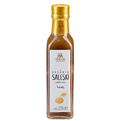 Yerlim Organic Saleşki Salad Sauces Bitter Orange 250ml