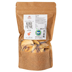 Yerlim Organic Dried Peach 100g