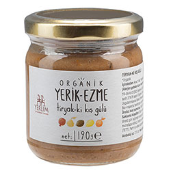 Yerlim Organik Tiryak-Ki Winter Rose Paste 190g