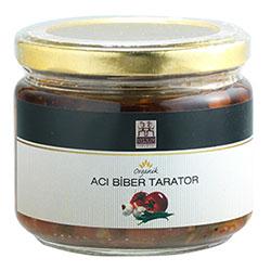Yerlim Organic Hot Pepper Sauce (Tarator) 250g