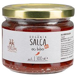 Yerlim Organic Paprika Paste (HOT) 300g