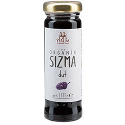Yerlim Organic Black Mulberry Syrup 135g