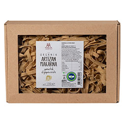 Yerlim Organic Home Made Fettuccini With Egg 250g