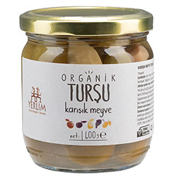 Yerlim Organic Fruits Pickle 400g