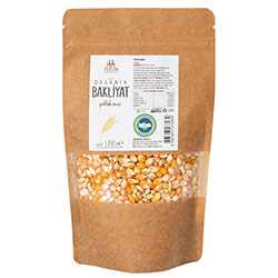 Yerlim Organic Corn (For Popcorn) 250g